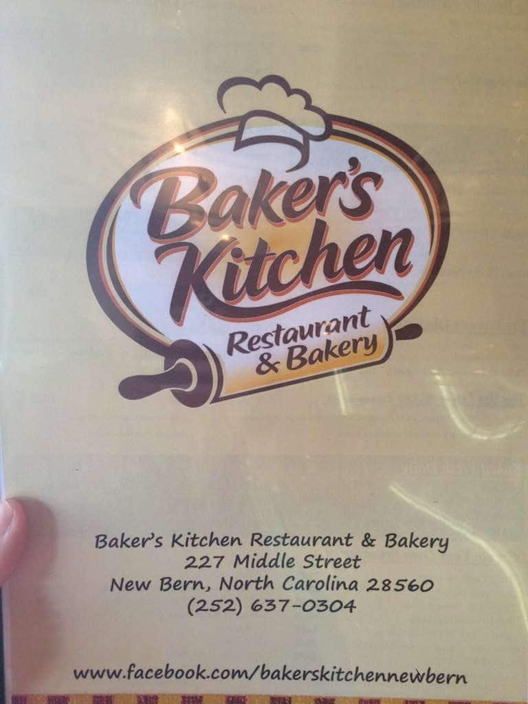 Baker 39 S Kitchen Menu Menu For Baker 39 S Kitchen New Bern New Bern Zomato United States