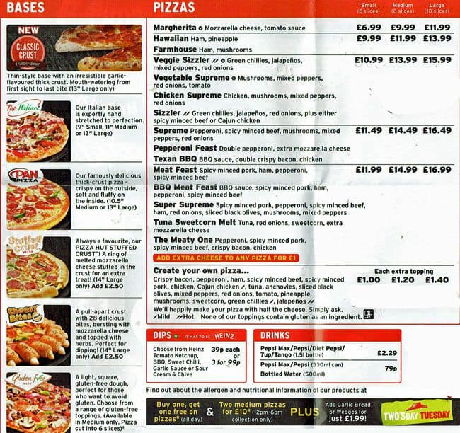 Little Caesars Pizza APPLICATION FOR HOURLY EMPLOYMENT Name Social Insurance # (First) (Midle) (Last) Address Phone Number (Street) (City) (Prov) (milionerweb.tk) (Area Code) (Number).